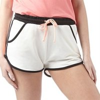 brave-soul-womens-linford-running-shorts-cream-black-coral