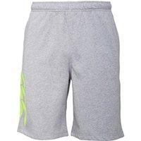 Canterbury Mens Core Sweat Shorts Pale Grey Marl