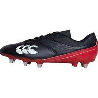 Canterbury Mens Phoenix Raze SG Rugby Boots Black