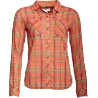 converse-womens-workwear-button-down-checked-long-sleeve-shirt-hibiscus-multi