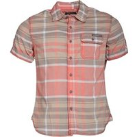 converse-mens-gunter-pocket-checked-short-sleeve-shirt-barn-red-multi