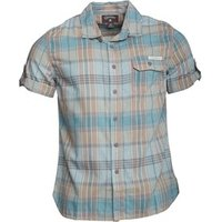 converse-mens-sedley-pocket-checked-short-sleeve-shirt-storm-green-multi