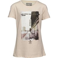 Converse Womens Never Give Up Graphic T-Shirt Parchment