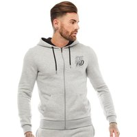DFND London Mens Bamehurst Hoody Grey Marl
