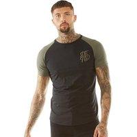 DFND London Mens Bara T-Shirt Black