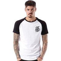 DFND London Mens Bara T-Shirt White