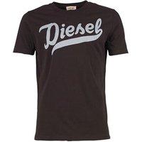 Diesel Mens Ataca T-Shirt Black