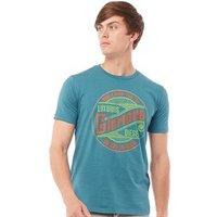 Diesel Mens Glorious T-Shirt Green