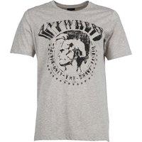 Diesel Mens T-Bert T-Shirt Grey