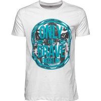 Diesel Mens T-John T-Shirt White