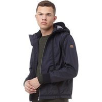 Duck and Cover Mens Kempston 2 Technical Jacket Deep Navy