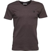 Duck and Cover Mens Share T-Shirt Anthracite Marl
