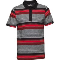 Duck and Cover Mens Camphor Polo Mars