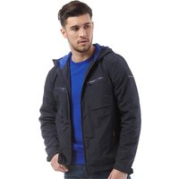 Duck and Cover Mens Rhombus Jacket Deep Navy