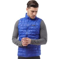 Duck and Cover Mens Norris Nylon Quilted Gilet Ultra Marine