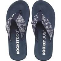Rocket Dog Womens Adios So Cali Sandals Navy