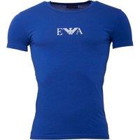 Emporio Armani Mens T-Shirt Electric Blue