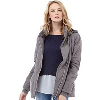 Bench Womens To-The-Point Jacket Grey