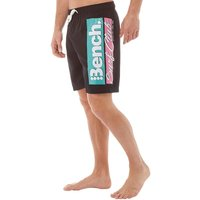 Bench Mens Corp Board Shorts Black Picture