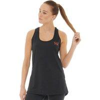 ELLE SPORT Womens Lightweight Performance Vest Black/Khaki/Coral Reef