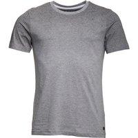 Fluid Mens Gradient Print T-Shirt Grey Marl