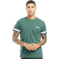 Lambretta Mens Crew Neck T-Shirt Green