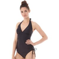 Board Angels Womens Tankini Black