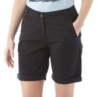 Board Angels Womens Twill Shorts Black Picture