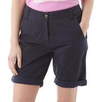Board Angels Womens Twill Shorts Navy Picture