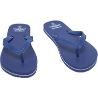 Board Angels Womens Flip Flops Navy