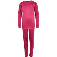 Board Angels Girls Baselayer Set Pink
