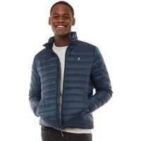 Farah Vintage Mens Shawland Puffer Jacket Yale