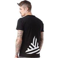 Friend Or Faux Mens Coms T-Shirt Black/White