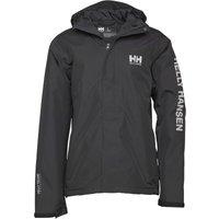 Helly Hansen Mens Karlstad Insulated Helly Tech Jacket Black/Silver