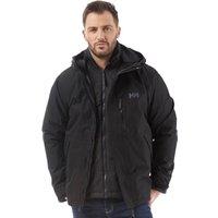 Helly Hansen Mens Squamish CIS 3 In 1 Jacket Black