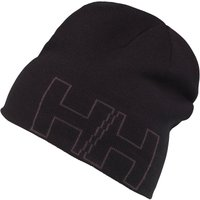 Helly Hansen Mens Outline Beanie Black