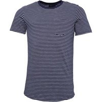 JACK AND JONES Mens Berlin T-Shirt Total Eclipse