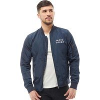 JACK AND JONES Mens Snipe Jacket Navy