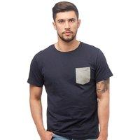 JACK AND JONES Mens Alex T-Shirt Total Eclipse