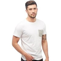 JACK AND JONES Mens Alex T-Shirt White