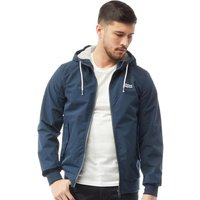 JACK AND JONES Mens New Harlow Jacket Total Eclipse