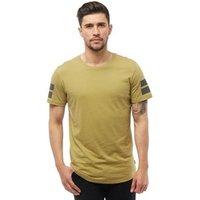 JACK AND JONES Mens Core Boro T-Shirt Cedar