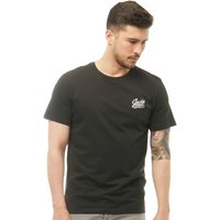 JACK AND JONES Mens Anything Chest T-Shirt Tap Shoe