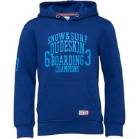 Dudeskin Boys Hooded Sweatshirt Limoges