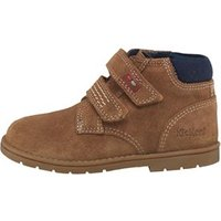 Kickers Infant Boys Orin Twin Suede Boots Light Tan