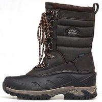 Karrimor Mens Bering Weathertite Snow Boots Brown