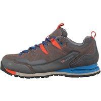 Karrimor Mens KSB Tech Approach Hiking Shoes Grey/Blue