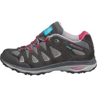 Karrimor Womens Isla Weathertite Hiking Shoes Black/pink