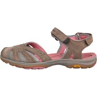 Karrimor Womens Closed Toe Sandals Brown