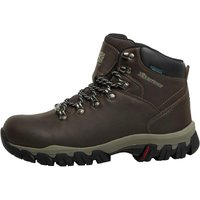 Karrimor Womens Mendip 3 Weathertite Hiking Boots Chocolate